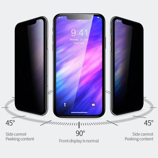 6938595333651 512x512 - استكر حماية خصوصيه مقاوم للكسر  ديفيا لأجهزة الايفون