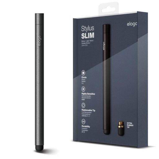 718sIGvoGZL 512x512 - قلم سليم ستايلوس اسود ايلاجو