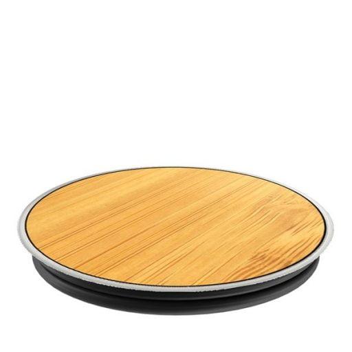 PS 101508 2 512x512 - مسكة خلفية للجوال خشب بيج بوب سوكيت