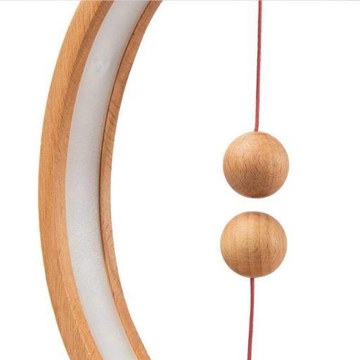 heng balance lamp bordlampe rund lys tr  512x512 - لمبة ليد هينج بالانس يو اس بي المستديرة -  خشبي فاتح