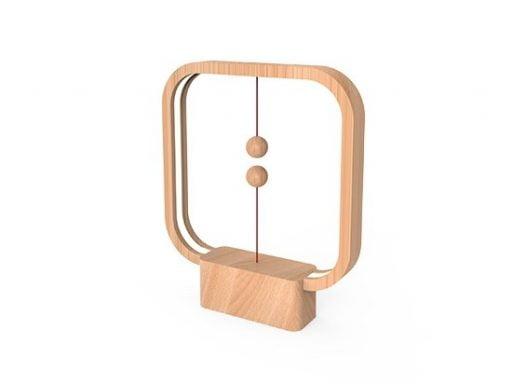 powercube heng balance lamp square svetle drevo ie4027145 512x384 - لمبة ليد هينج بالانس يو اس بي المربعة -  خشبي فاتح
